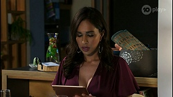 Dipi Rebecchi in Neighbours Episode 8427