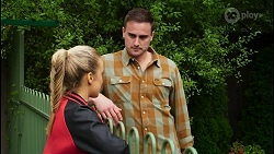Roxy Willis, Kyle Canning in Neighbours Episode 8428