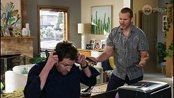 Shane Rebecchi, Toadie Rebecchi in Neighbours Episode 8428