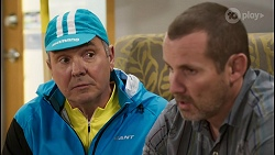 Karl Kennedy, Toadie Rebecchi in Neighbours Episode 8428