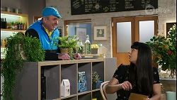Karl Kennedy, Kayla Gold in Neighbours Episode 8428