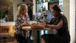 Jane Harris, Dipi Rebecchi in Neighbours Episode 8428