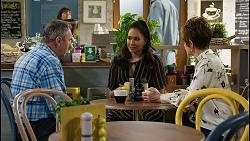 Karl Kennedy, Dipi Rebecchi, Susan Kennedy in Neighbours Episode 8429