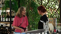 Jane Harris, Nicolette Stone in Neighbours Episode 8430