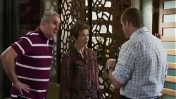 Karl Kennedy, Susan Kennedy, Toadie Rebecchi in Neighbours Episode 8431