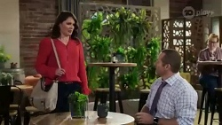 Angela Lane, Toadie Rebecchi in Neighbours Episode 8431
