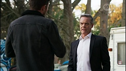 Ned Willis, Paul Robinson in Neighbours Episode 8432