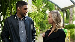 Levi Canning, Daisy Stevens in Neighbours Episode 8433