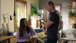 Dipi Rebecchi, Toadie Rebecchi in Neighbours Episode 8433