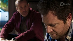 Toadie Rebecchi, Shane Rebecchi in Neighbours Episode 8434