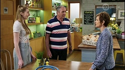 Mackenzie Hargreaves, Karl Kennedy, Susan Kennedy in Neighbours Episode 8434