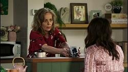 Jane Harris, Dipi Rebecchi in Neighbours Episode 8434