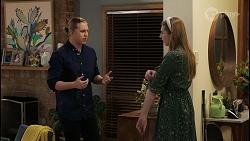 Richie Amblin, Mackenzie Hargreaves in Neighbours Episode 8434