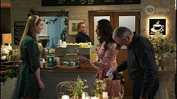 Mackenzie Hargreaves, Richie Amblin, Dipi Rebecchi, Karl Kennedy in Neighbours Episode 8435