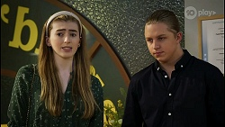 Mackenzie Hargreaves, Richie Amblin in Neighbours Episode 8435