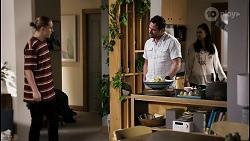Richie Amblin, Shane Rebecchi, Dipi Rebecchi in Neighbours Episode 8435