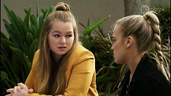 Harlow Robinson, Roxy Willis in Neighbours Episode 8436
