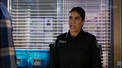 Shane Rebecchi, Yashvi Rebecchi in Neighbours Episode 8436