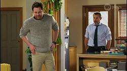 Shane Rebecchi, Toadie Rebecchi in Neighbours Episode 8436