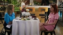 Jane Harris, Nicolette Stone in Neighbours Episode 8437