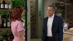 Nicolette Stone, Paul Robinson in Neighbours Episode 8437