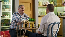 Karl Kennedy, Toadie Rebecchi in Neighbours Episode 8438