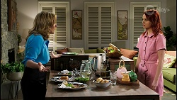 Jane Harris, Nicolette Stone in Neighbours Episode 8438