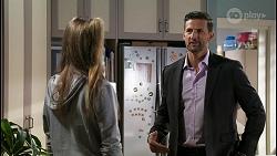Chloe Brennan, Pierce Greyson in Neighbours Episode 8438