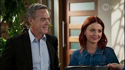 Paul Robinson, Nicolette Stone in Neighbours Episode 8438