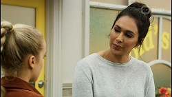 Roxy Willis, Dipi Rebecchi in Neighbours Episode 8439