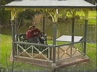 Danni Stark, Malcolm Kennedy in Neighbours Episode 2471