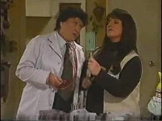 Angie Rebecchi, Cheryl Stark in Neighbours Episode 2471