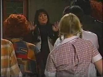 Helen Daniels, Cheryl Stark, Annalise Hartman, Angie Rebecchi in Neighbours Episode 2471