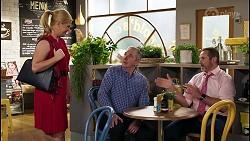 Rose Walker, Karl Kennedy, Toadie Rebecchi in Neighbours Episode 8440