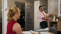 Rose Walker, Toadie Rebecchi in Neighbours Episode 8440