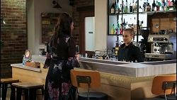 Dipi Rebecchi, Roxy Willis in Neighbours Episode 8440