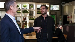Paul Robinson, Ned Willis in Neighbours Episode 8441