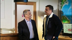 Paul Robinson, Kyle Canning in Neighbours Episode 8441