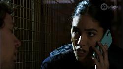 Yashvi Rebecchi in Neighbours Episode 8441