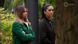 Bea Nilsson, Yashvi Rebecchi in Neighbours Episode 8444