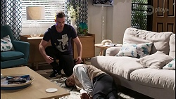 Kyle Canning, Levi Canning in Neighbours Episode 8445