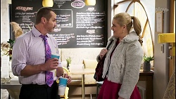Toadie Rebecchi, Rose Walker in Neighbours Episode 8445