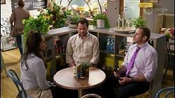Dipi Rebecchi, Shane Rebecchi, Toadie Rebecchi in Neighbours Episode 8445