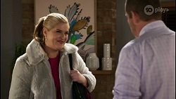 Rose Walker, Toadie Rebecchi in Neighbours Episode 8445