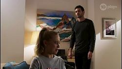 Roxy Willis, Ned Willis in Neighbours Episode 8446
