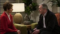 Susan Kennedy, Karl Kennedy in Neighbours Episode 8446