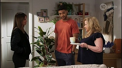 Bea Nilsson, Levi Canning, Sheila Canning in Neighbours Episode 8446