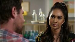 Shane Rebecchi, Dipi Rebecchi in Neighbours Episode 8446