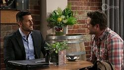 Pierce Greyson, Shane Rebecchi in Neighbours Episode 8447