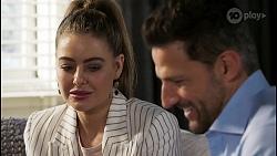 Chloe Brennan, Pierce Greyson in Neighbours Episode 8447